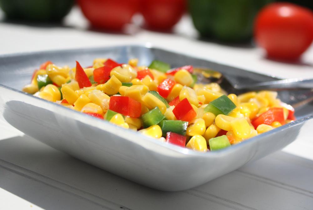 Corn Salad Mrfood Com
