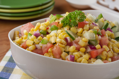 Farm-Fresh Corn Salad