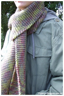 Wolds Easiest Scarf