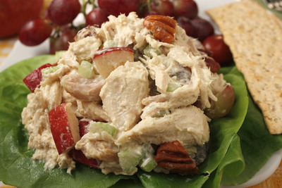 Autumn Chicken Salad