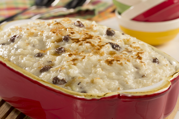 Baked Rice Pudding_Large600_ID 1030358