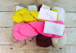 purl soho line weight yarn