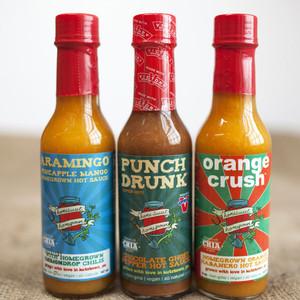 Homesweet Homegrown Hot Sauce
