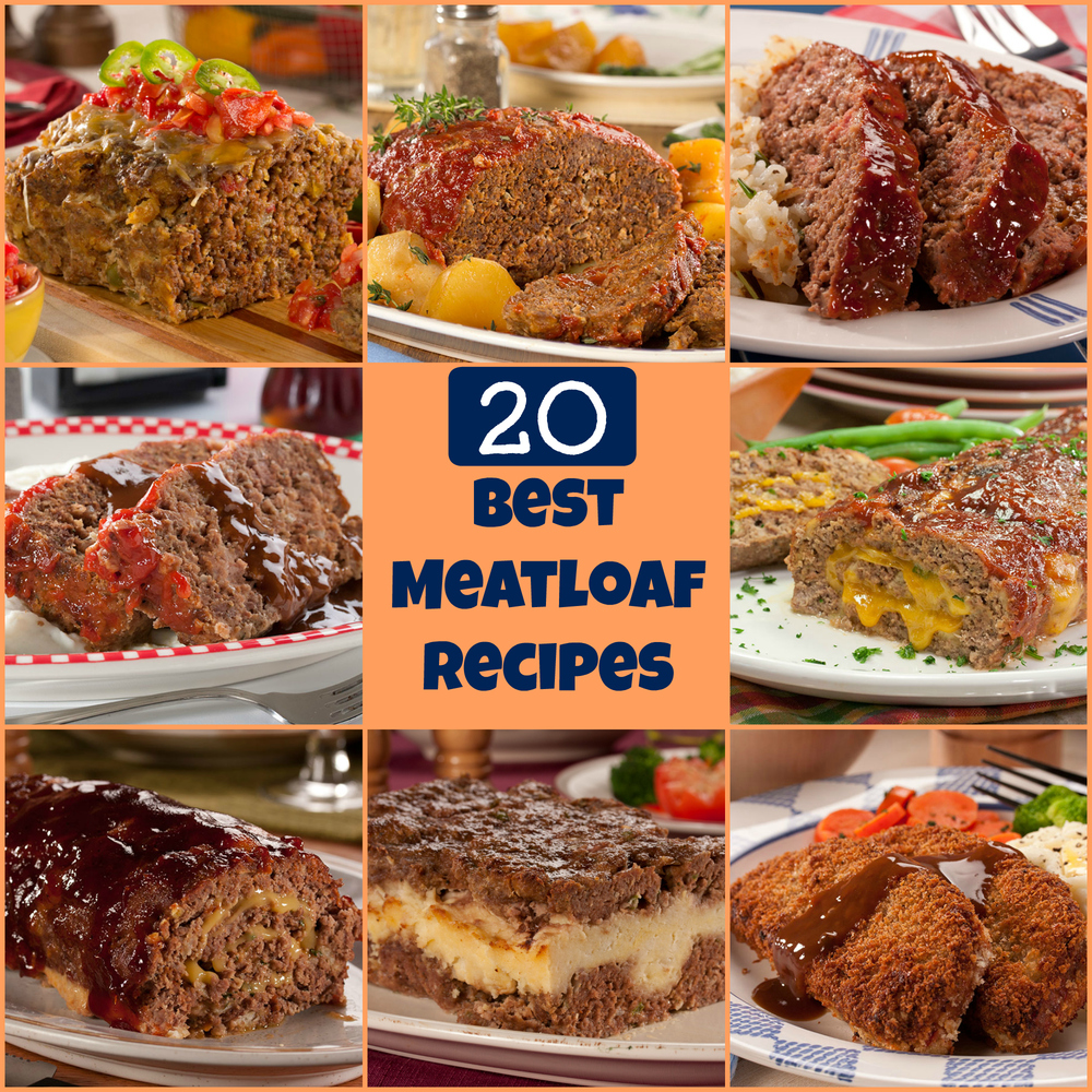 How To Make Meatloaf: 20 Of Our Best Meatloaf Recipes