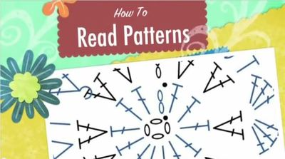 Learn How to Read Crochet Diagrams