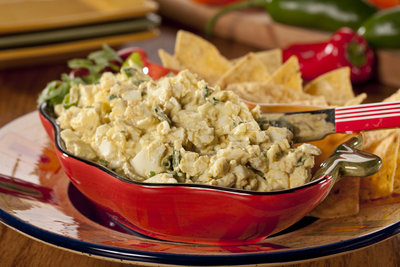 Egg Salad with a Kick