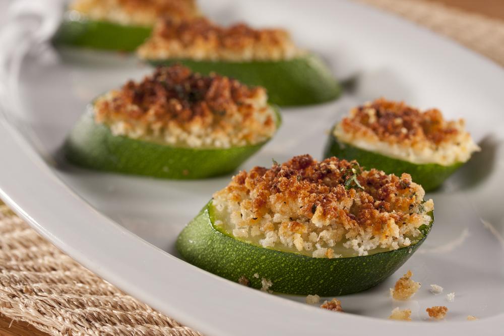 Zucchini Appetizer Recipes Cheese