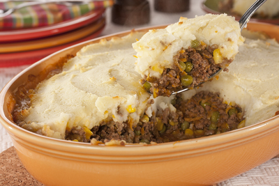 My Husbands Shepherds Pie