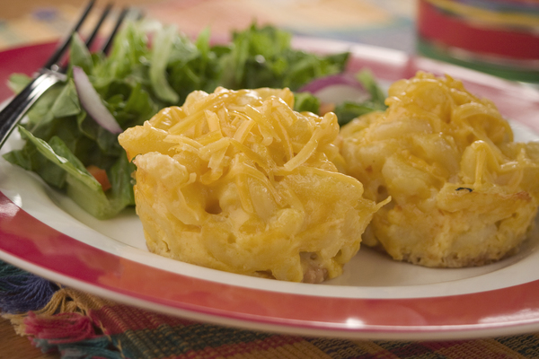 Mac-and-Cheese-Cups