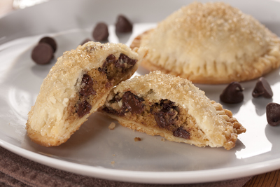 Mini Cookie-Stuffed Pies