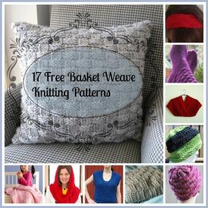 17 Free Basket Weave Knitting Patterns AllFreeKnitting.com