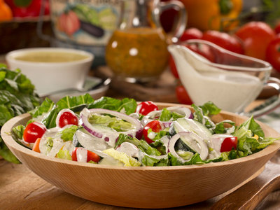 Creamy Pepper Dressing