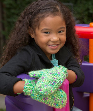 Happy Hands Mittens for Kids