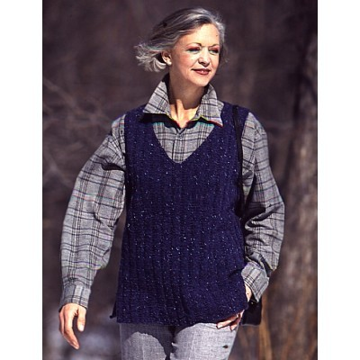 A Walk in the Country Sweater Vest