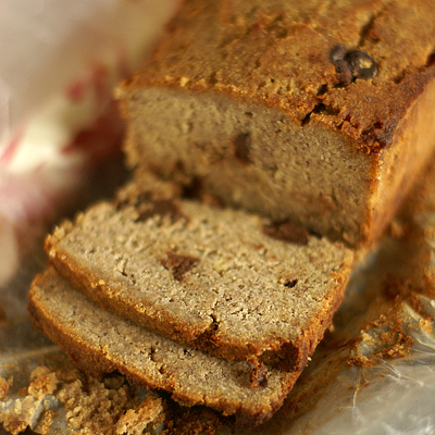 Gluten-Free and Dairy-Free Banana Bread