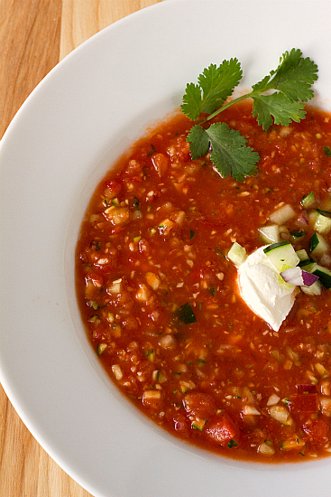 The Pioneer Womans Gazpacho Copycat