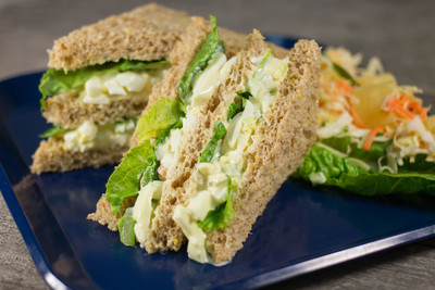 Homemade Classic Egg Salad