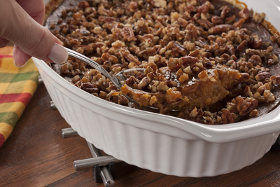 Down Home Sweet Potato Casserole