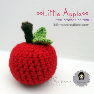 Little Apple Amigurumi