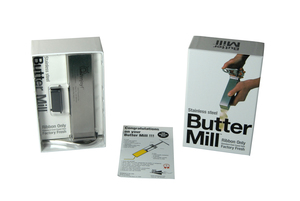Max Space Stainless Steel Butter Dispenser