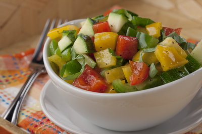 Summer Vegetable Salsa