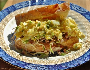 Southern-Style Egg Salad
