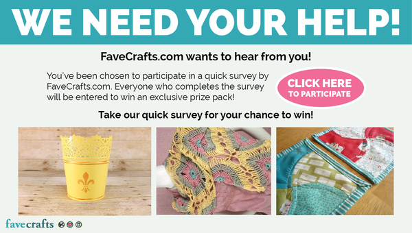 Take Our Survey and Win!