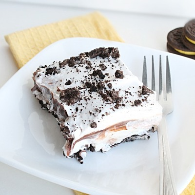 Creamiest No-Bake Oreo Dessert