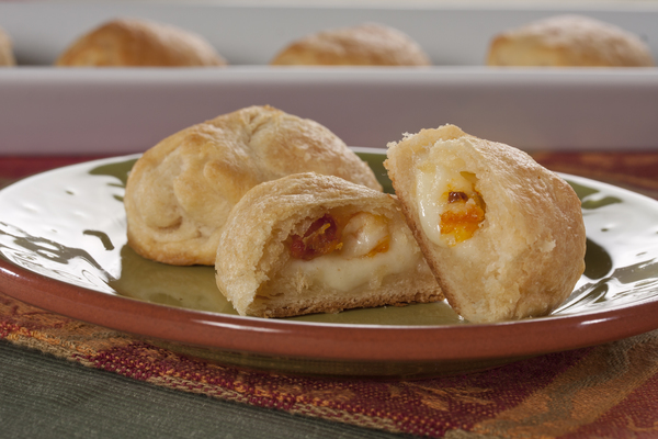 Bite-Sized Cheese Rollups