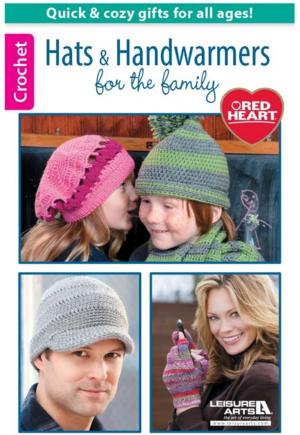 Hats & Handwarmers for the Family