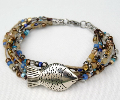 Fish In The Sea Bracelet