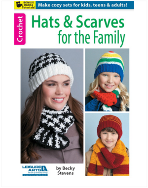 Hats & Scarves for the Family