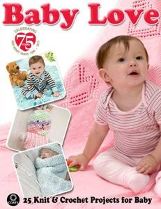 """Baby Love"" eBook from Red Heart Yarns"