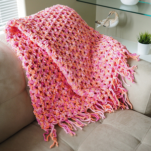 Crochet Afghan Patterns With Q Hook : Patterns by Crochet Hook Sizes AllFreeCrochet.com