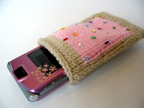 Pop Tart Phone Case