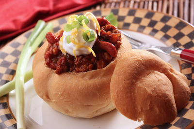 Bread Bowl Chili