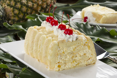 Pineapple Freezer Cake