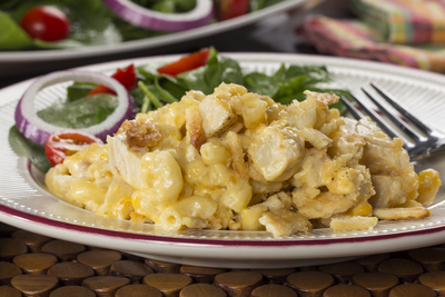Chicken Mac n Cheese