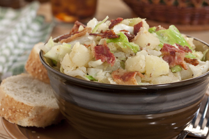 Bubble and Squeak | MrFood com