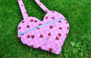 Easy Heart Bag