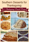 Southern Desserts for Thanksgiving: 19 Thanksgiving Dessert Recipes
