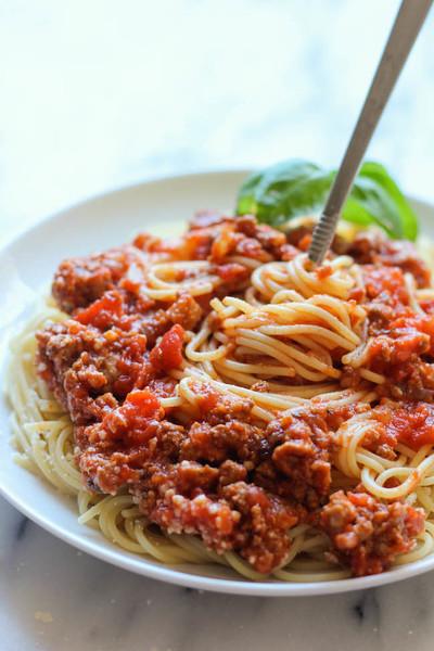 Homemade Savory Spaghetti Sauce
