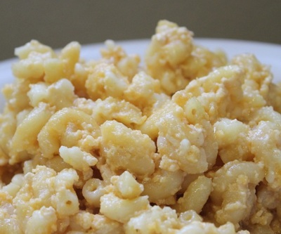 Easy Cheesy Mac and Cheese