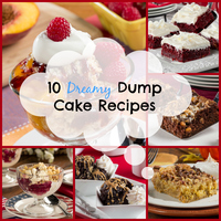 10 Dreamy Dump Cake Recipes