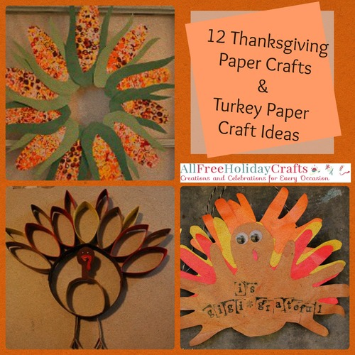 thanksgiving paper crafts turkey paper craft ideas 12 thanksgiving paper crafts turkey paper craft ideas