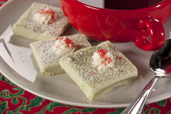 Butter Mint Shortbread