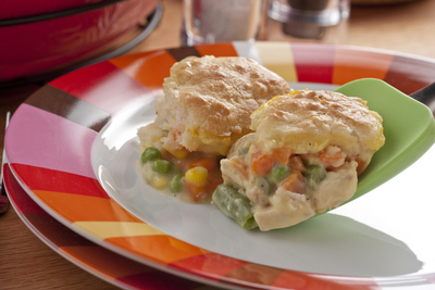 Mamas Chicken Pot Pie