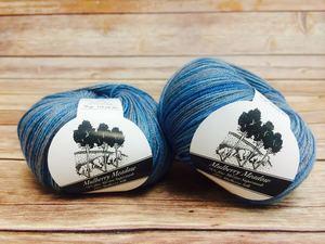 Mango Moon Mulberry Meadow Yarn