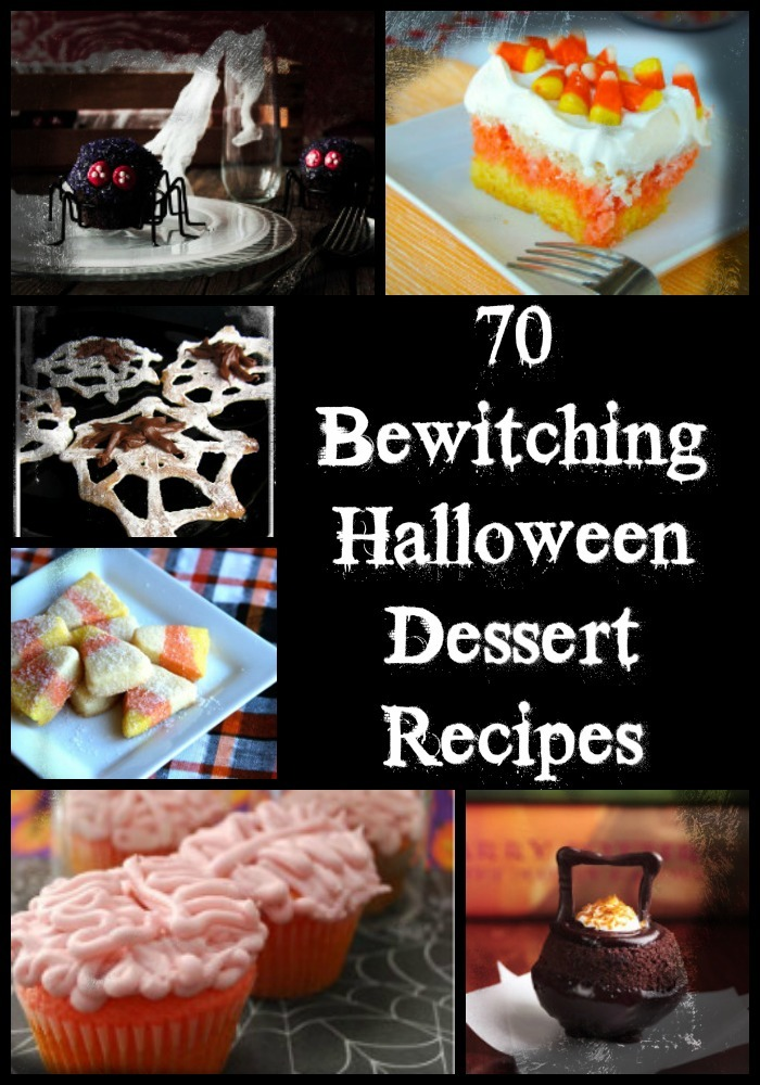 70 Bewitching Halloween Dessert Recipes ...