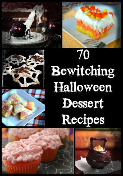 70 Bewitching Halloween Dessert Recipes